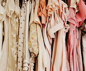 clothes, vintage, and dress image