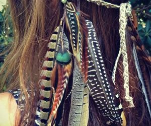 hippies, positive, and good vibes image