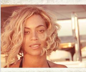 beyoncé, natural, and queen b image