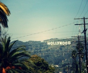 hollywood, summer, and photography image