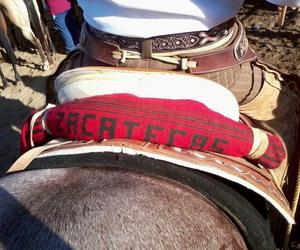 caballo, cowboy, and rancho image