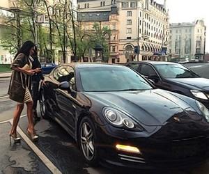 girl, luxury, and russia image
