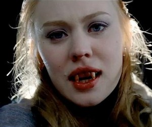 fangs, jessica, and true blood image