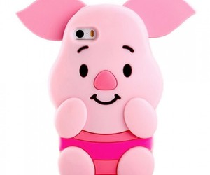 piglet, winnie the pooh, and iphone case image