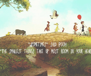 quote, heart, and winnie the pooh image