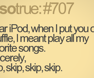 funny, ipod, and lol image