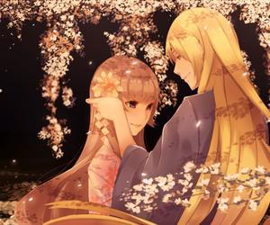 anime, love, and kawaii image