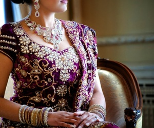 accessory, bollywood, and bride image