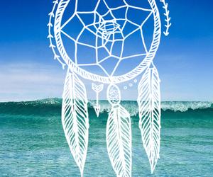 Dream, sea, and blue image