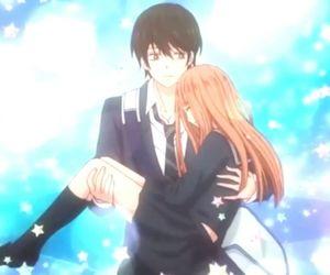 love, anime, and tsubasa image