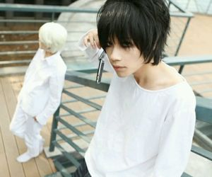 anime, cosplay, and death note image