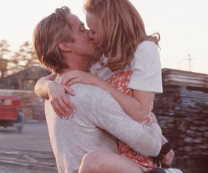 boy, girl, and the notebook image