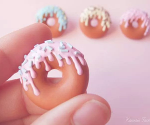 accesories, donut, and fashion image