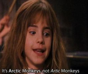 arctic monkeys, harry potter, and grunge image