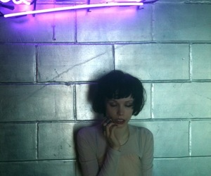 grunge, Alice Glass, and Crystal Castles image
