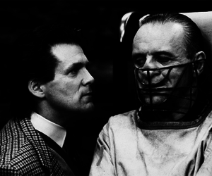 hannibal, anthony hopkins, and the cannibal image
