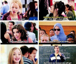 anniversary, mean girls, and glen coco image