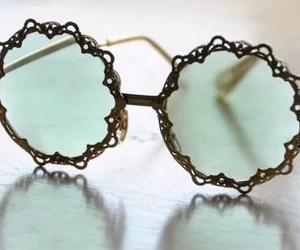 glasses, cute, and pretty image