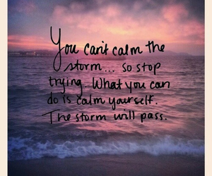 quote and storm image