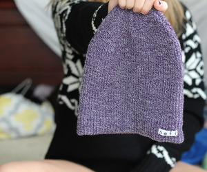 neff, beanie, and girl image
