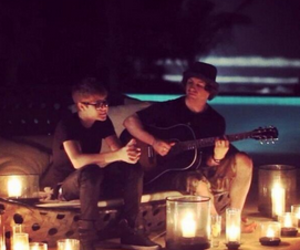 justin bieber, dan kanter, and be alright image