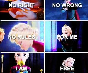 frozen, elsa, and free image