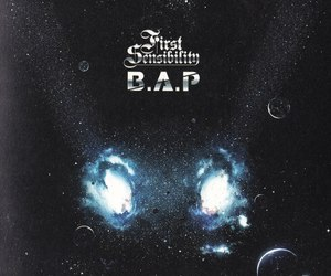 b.a.p and first sensibility image