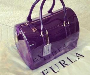bag, furla, and luxury image