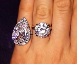 diamond, luxury, and jewelry image