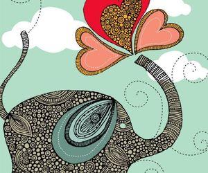 elephant and cute image