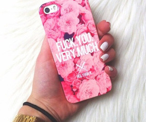 girlie, pretty, and iphone case image