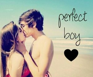 beach, perfect, and boy image
