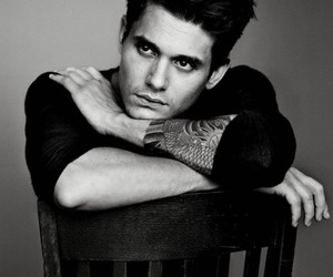 john mayer, tattoo, and music image