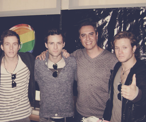 argentina and McFly image