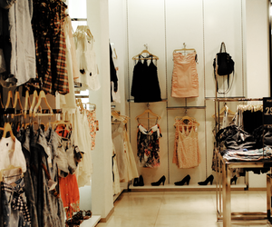 clothes, fashion, and store image