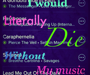 breathe carolina, pierce the veil, and crown the empire image