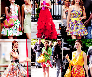 blair, dress, and fashion image