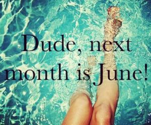 may, can't wait, and summer image