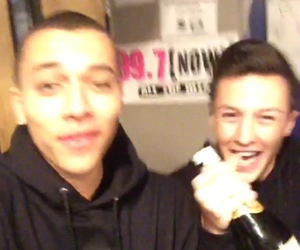 cute boys, myles parrish, and kalin white image