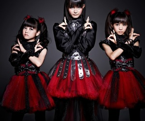 babymetal and metal image