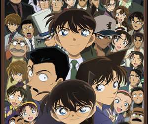 anime, detective conan, and conan image