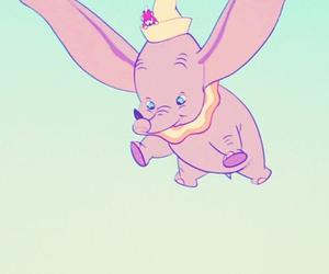 disney, dumbo, and cute image