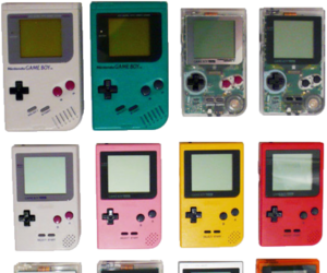 game boy and gameboy image