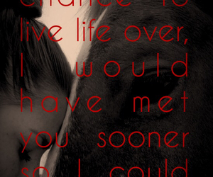 Cowgirl, horse, and quotes image