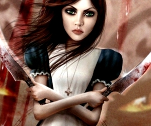 alice, alice: madness returns, and blood image