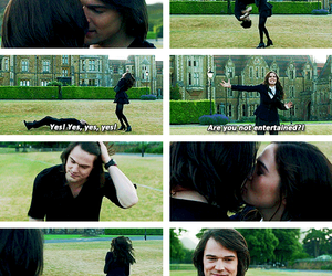vampire academy, rose hathaway, and movie image
