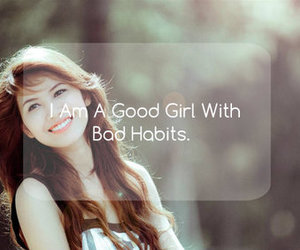 good girl, love, and love quotes image