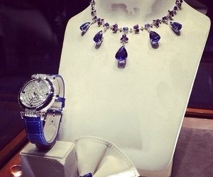 blue, luxury, and accessories image
