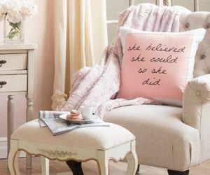 style, believe, and decor image