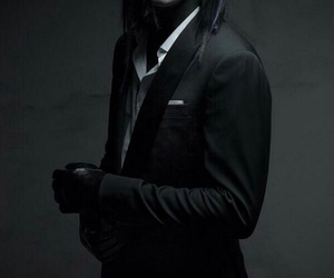 chris motionless, motionless in white, and music image
